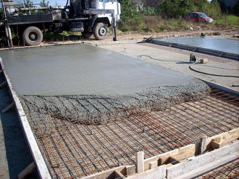 Заказать работы по бетону купить коронка по бетону 68 мм